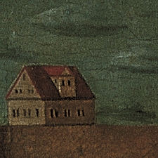 Martyrium des Hl. Kilian und seiner Gefährten Detail