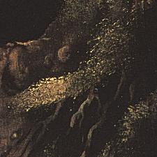 Adam und Eva Detail