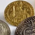 Münzen Detail