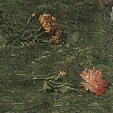 Göttermahl Detail