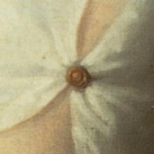 Selbstportrait Margarethe Geiger Detail