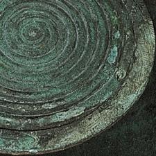 Brillenspirale Detail